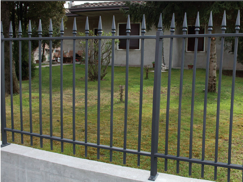 Bar modular iron Fence PUNTA LANCIA - CMC DI COSTA MASSIMILIANO