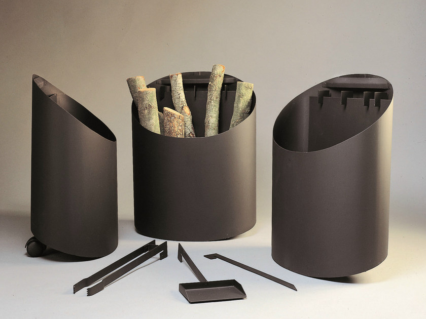Steel Log holder CADIFOCUS - Focus