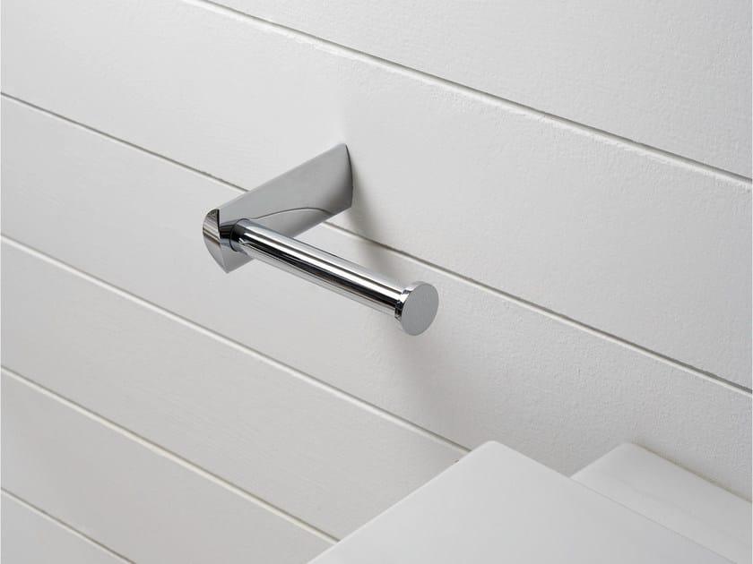 Steel toilet roll holder TANGO | Toilet roll holder - ZAZZERI