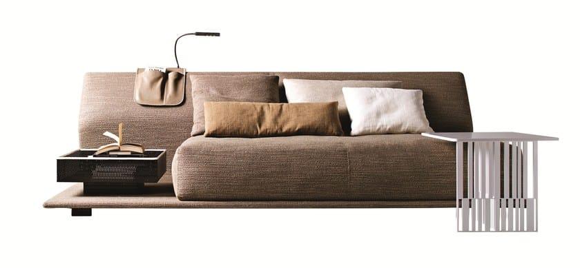 Fabric sofa NIGHT&DAY | Sofa - MOLTENI & C.