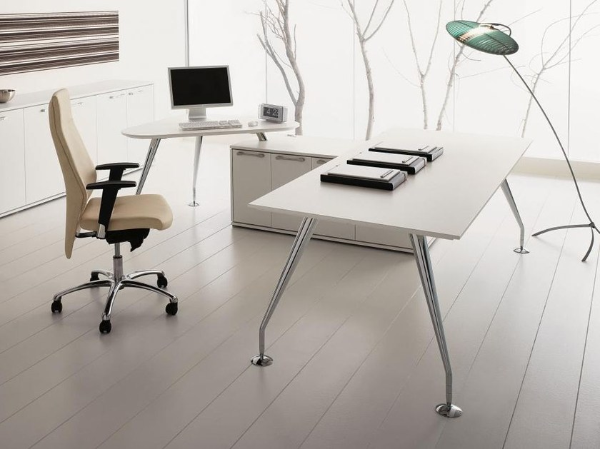 Individual office workstation ENOSI | Office workstation - Las Mobili