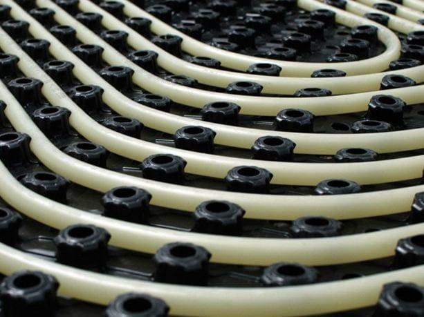 Recycled plastic Radiant floor panel ZERO LEVEL AD - RDZ