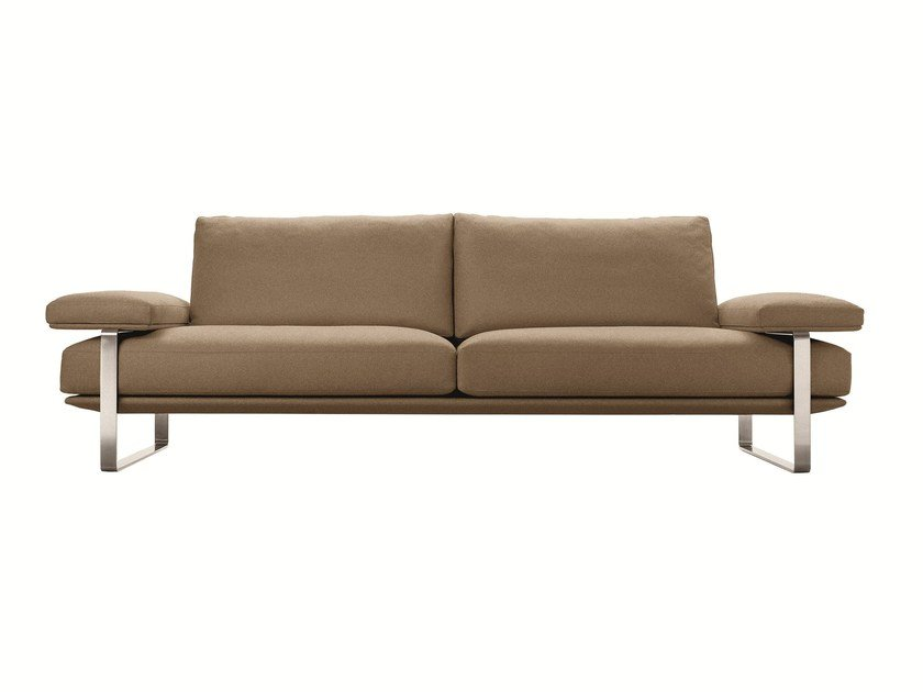 Fabric sofa STILL | Sofa by MOLTENI & C.