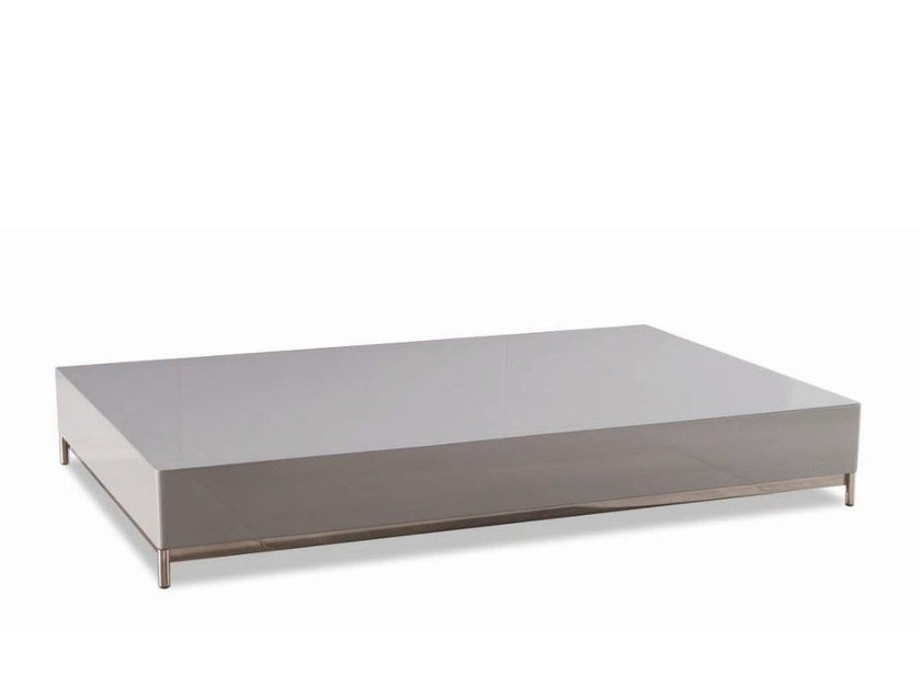 Coffee table ALBERS SIDE TABLE - Minotti