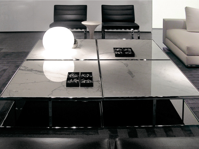 Tavolino HUBER  Minotti