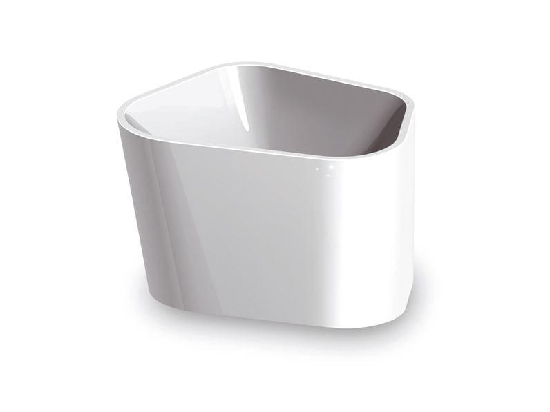 Pietraluce® washbasin LAB 01 | Countertop washbasin by Kos by Zucchetti