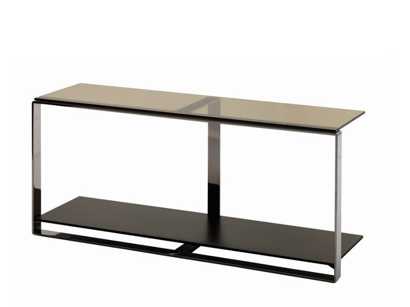 "Console table WILLIAMS ""CONSOLLE"" - Minotti"