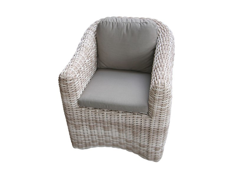 Garden armchair with armrests PROVENCE | Garden armchair by Sérénité Luxury Monaco