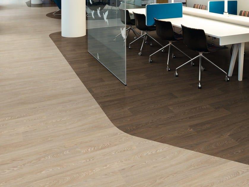 Pavimento vinilico effetto legno ACOUSTIX FOREST FX - LIUNI