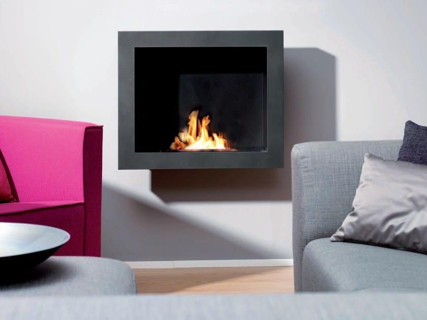 Bioethanol hanging fireplace QUATTRO - BRITISH FIRES