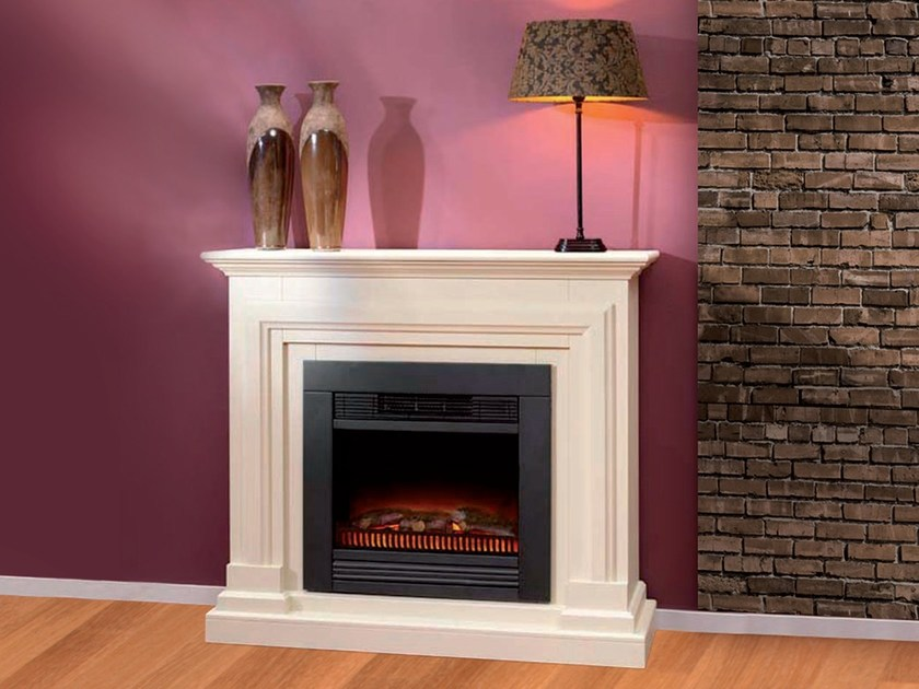 Electric wall-mounted fireplace BARCELLONA SUITE - BRITISH FIRES