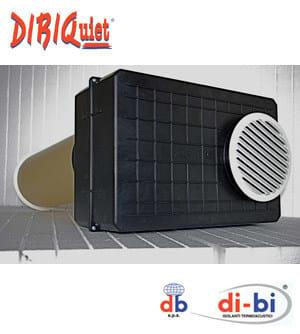 DIBIQuiet® by FORTLAN - DIBI