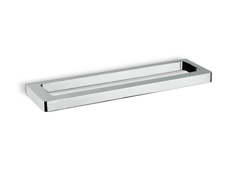 Metal towel rail X-SENSE ACCESSORIES | Towel rack by NEWFORM