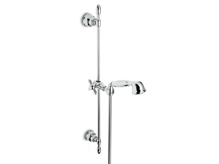 Shower wallbar with hand shower with hose ANTEA | Shower wallbar - NEWFORM