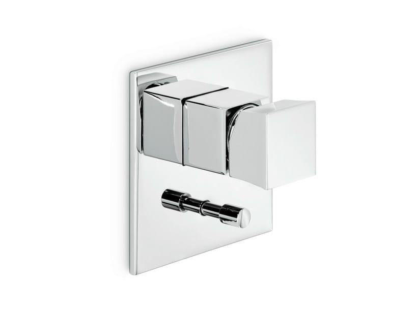 Single handle bathtub mixer CLASS-X | Bathtub mixer - NEWFORM