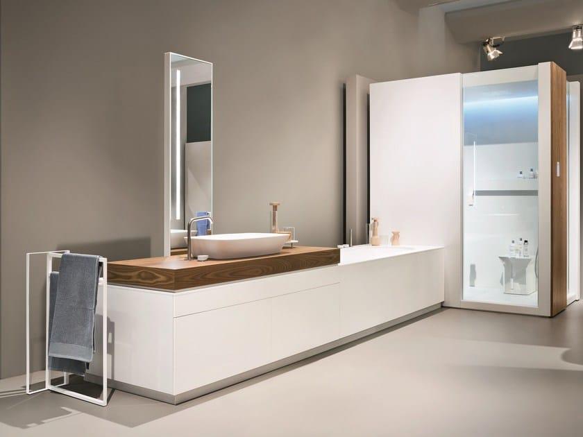 Bathroom furniture set NORDIC - MAKRO