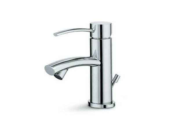 Countertop single handle 1 hole bidet mixer EL-X | Bidet mixer - NEWFORM