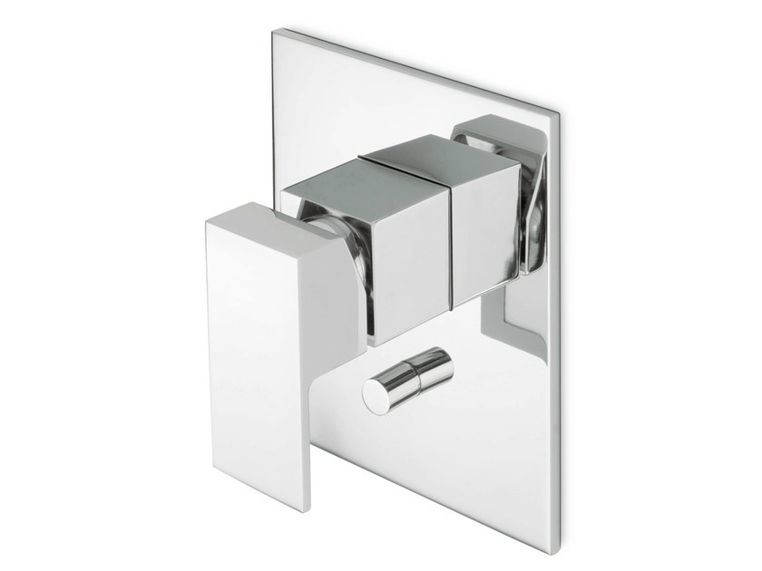 Single handle bathtub mixer ERGO-Q | Single handle bathtub mixer - NEWFORM