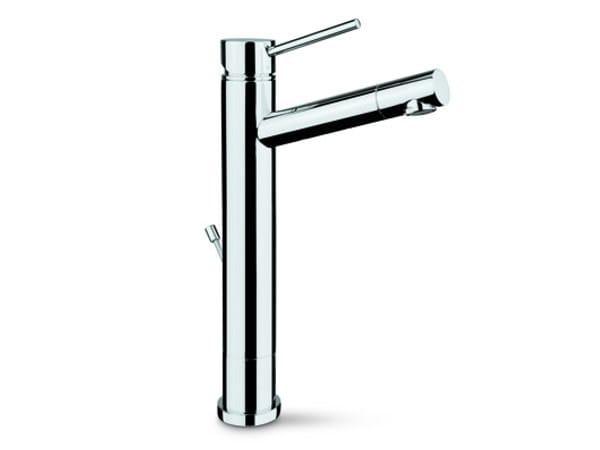 Countertop single handle 1 hole washbasin mixer X-TREND | 1 hole washbasin mixer by NEWFORM