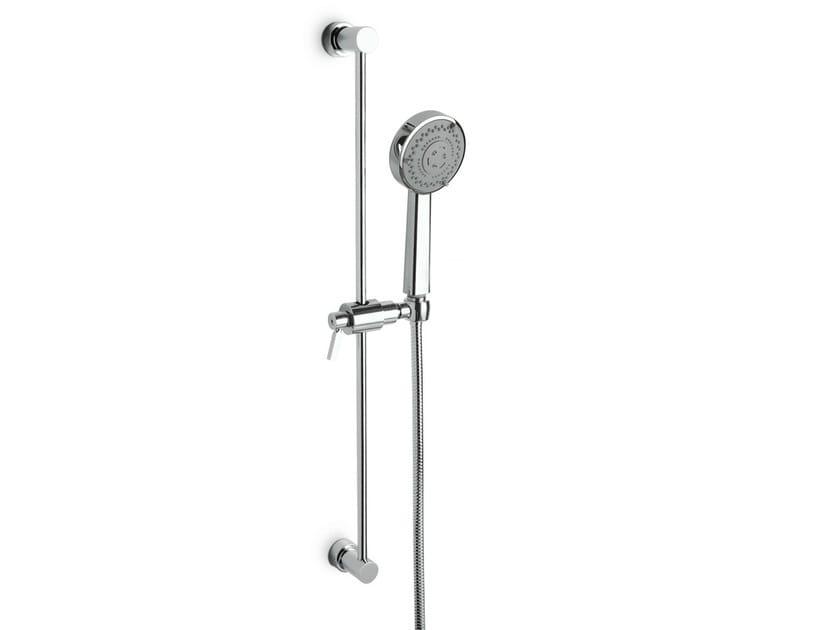 Shower wallbar with hand shower X-TREND | Shower wallbar with hand shower - NEWFORM