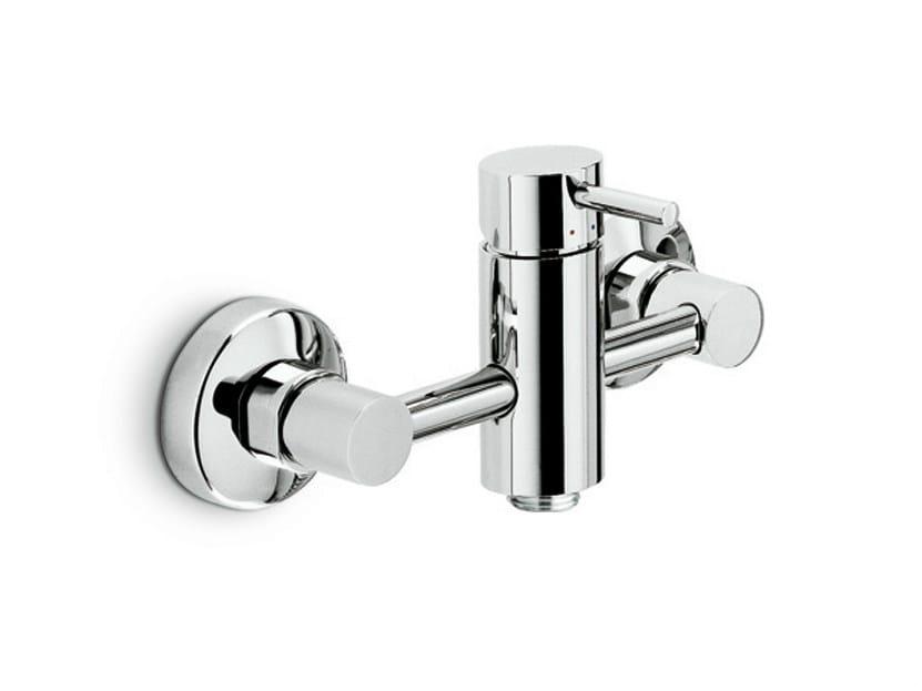 Single handle shower mixer MINI-X | Single handle shower mixer - NEWFORM