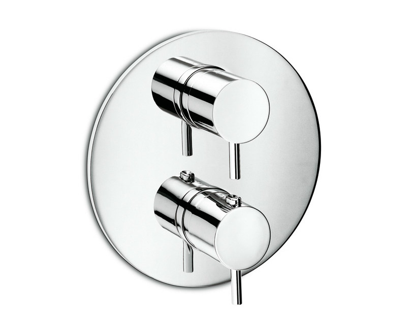 Thermostatic shower mixer MINI-X | Thermostatic shower mixer - NEWFORM