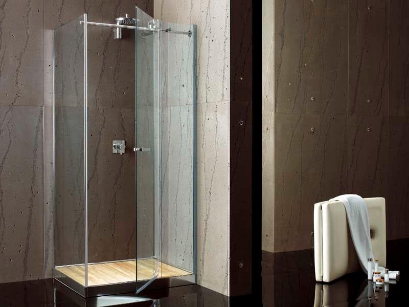 Corner shower cabin FILODOCCIA | Corner shower cabin by MEGIUS
