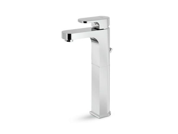 Countertop single handle 1 hole washbasin mixer X-LIGHT | Countertop washbasin mixer - NEWFORM