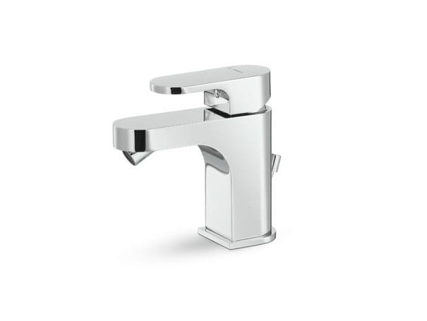 Countertop single handle 1 hole bidet mixer X-LIGHT | Bidet mixer - NEWFORM