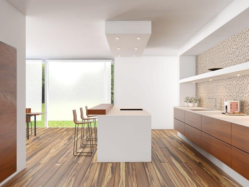 Revetement Mural Bois Interieur : Rev?tement de sol/mur effet bois pour int?rieur OLIVE TREE – YURTBAY