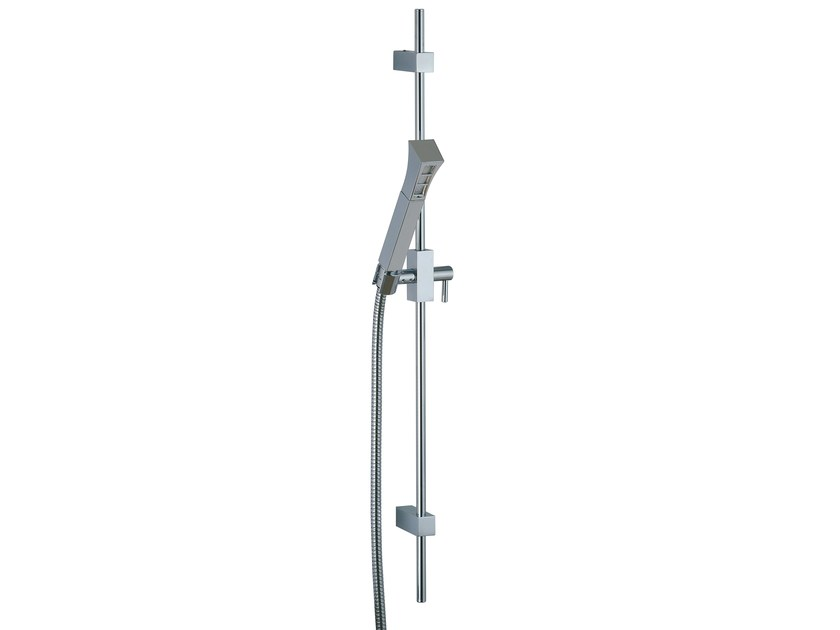 Shower wallbar with hand shower BRIDGE | Shower wallbar - Rubinetterie 3M