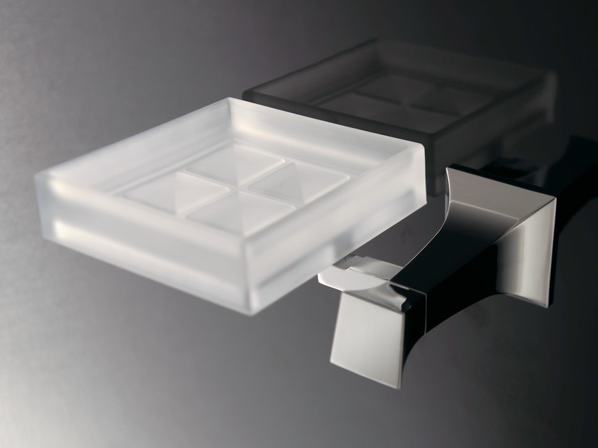 Wall-mounted soap dish 8000 | Soap dish - Rubinetterie 3M