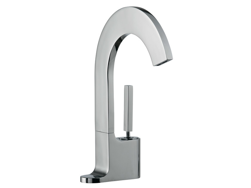 Single handle 1 hole washbasin mixer CUT | Single handle washbasin mixer - Rubinetterie 3M