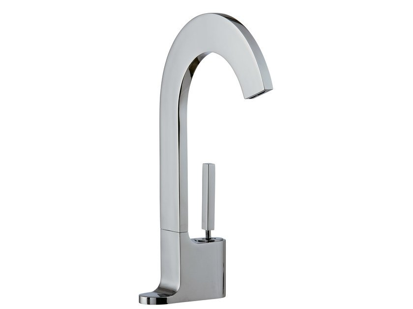 Single handle 1 hole washbasin mixer CUT | 1 hole washbasin mixer by Rubinetterie 3M
