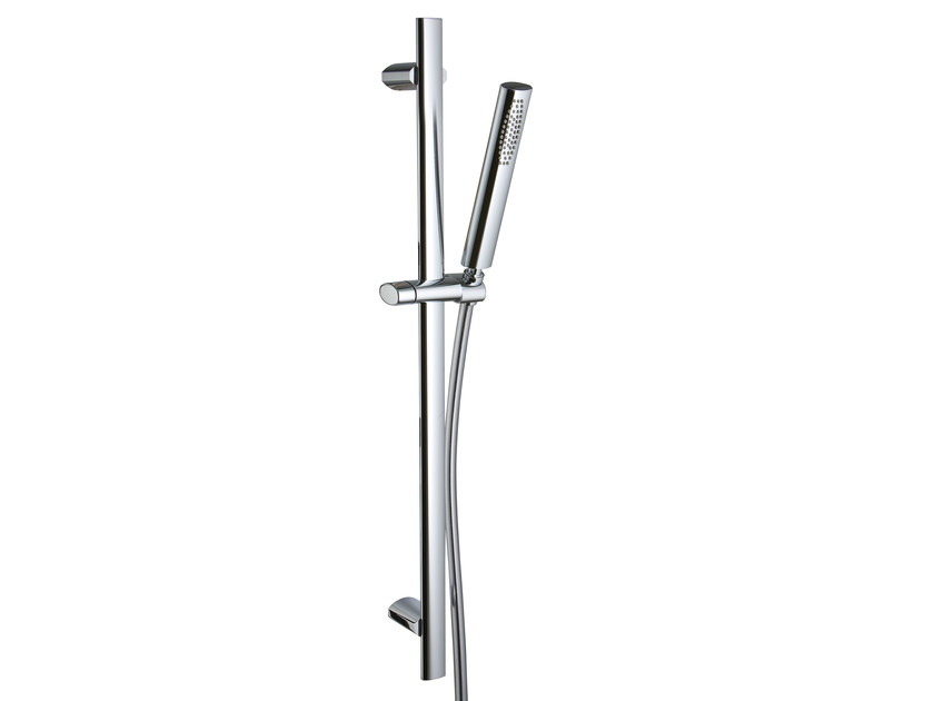 Shower wallbar with hand shower and hose HEDO' | Shower wallbar with hand shower - Rubinetterie 3M