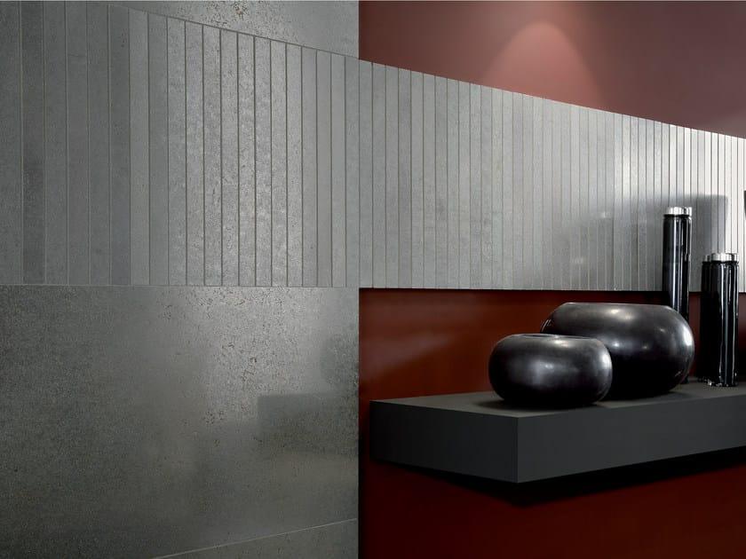 Ceramic Mosaic STEELWORK | Mosaic - Ceramica Fioranese
