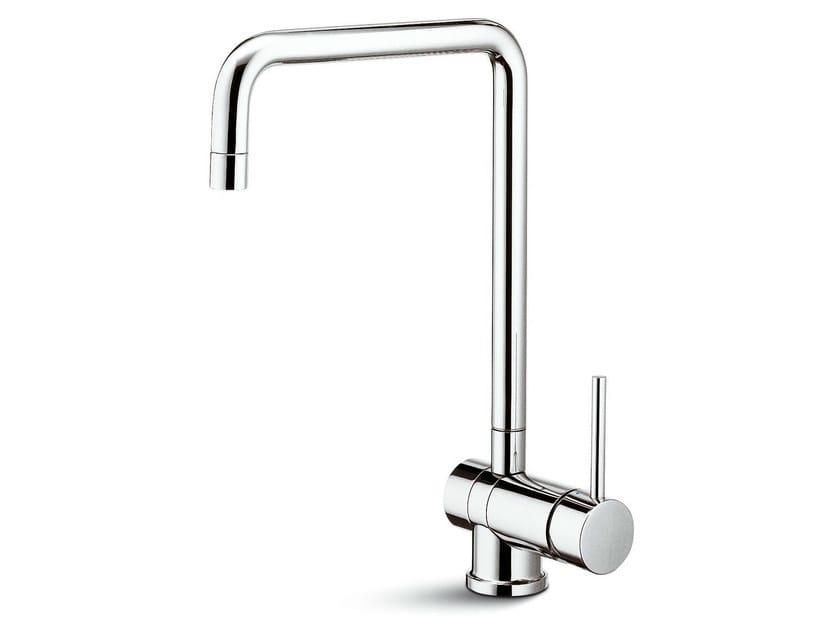 Kitchen mixer tap with swivel spout XT KITCHEN | 1 hole kitchen mixer tap - NEWFORM