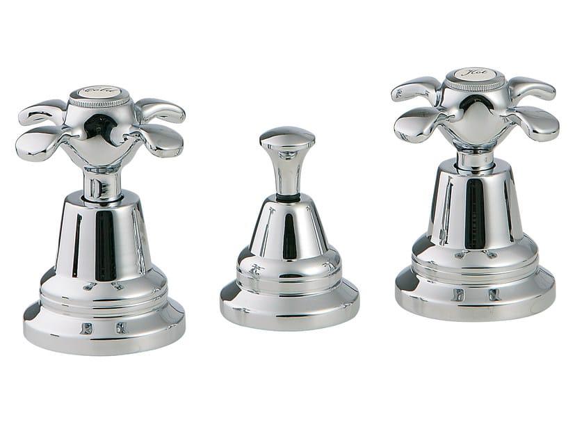 nuova retr robinet pour bidet 3 trous by rubinetterie 3m. Black Bedroom Furniture Sets. Home Design Ideas