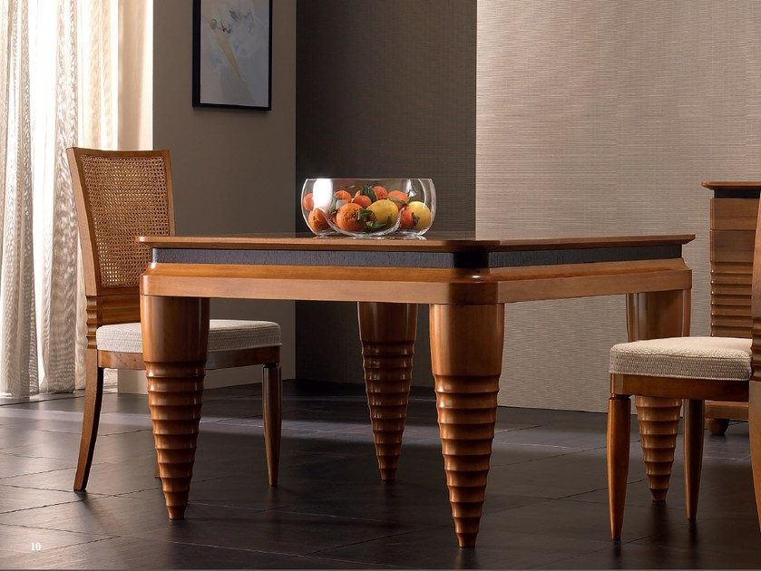 Solid wood table ELETTRA DAY | Solid wood table - Cantiero