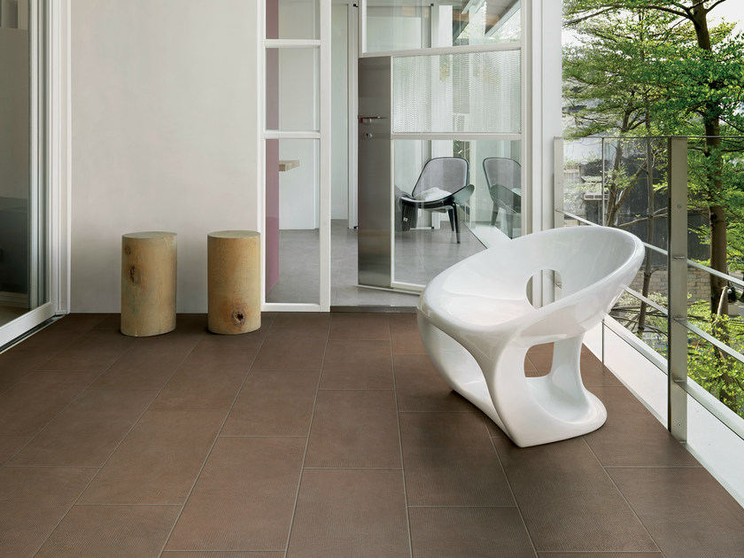 Porcelain stoneware outdoor floor tiles URBAN_TOUCH | Outdoor floor tiles - Ceramica Fioranese