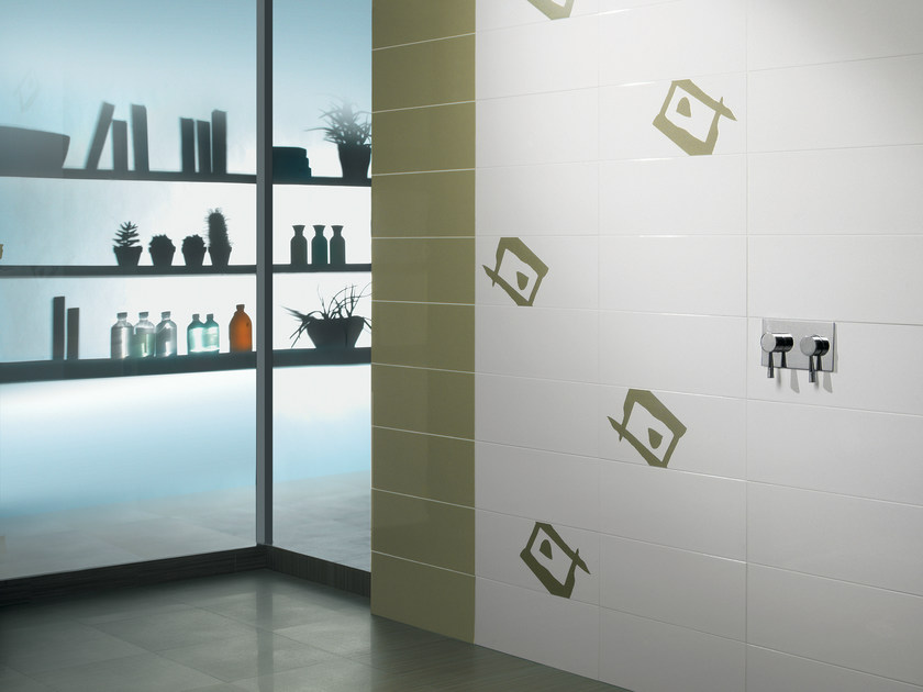Porcelain stoneware wall tiles SIMPLE & SOPHISTICATED | Wall tiles - Ceramica Fioranese