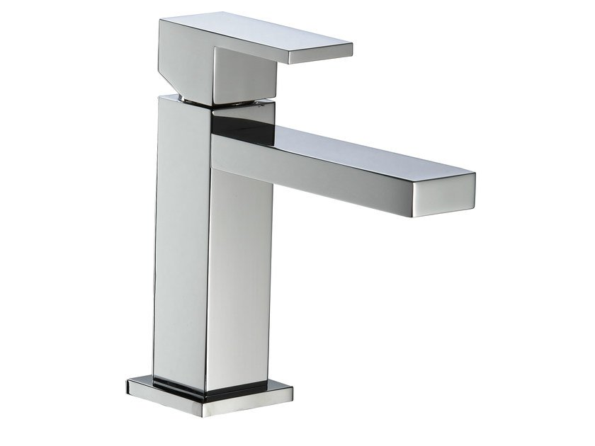 Countertop 1 hole washbasin mixer Q | Countertop washbasin mixer - Rubinetterie 3M