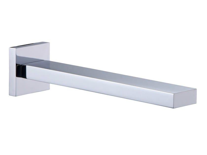 Wall-mounted spout Q | Spout - Rubinetterie 3M