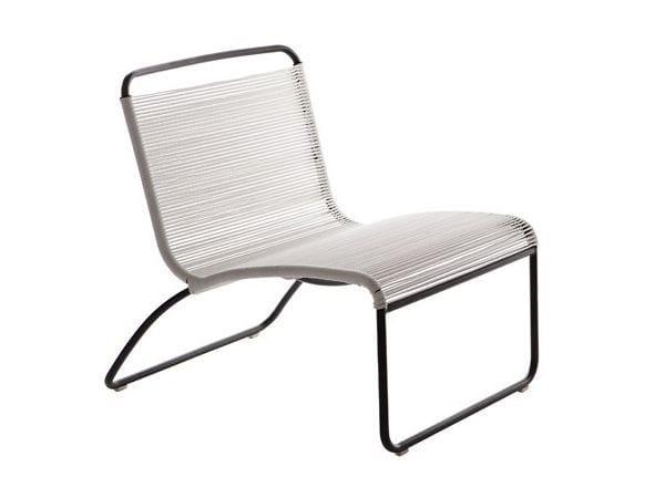 Steel garden armchair POP | Garden armchair by Il Giardino di Legno