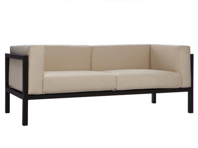 Aluminium garden sofa LUI | Garden sofa - Il Giardino di Legno