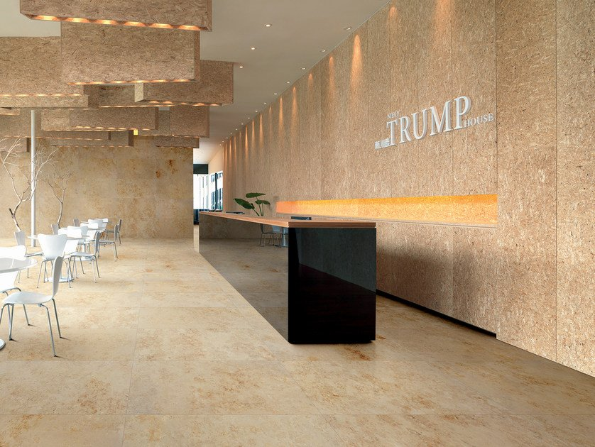 Porcelain stoneware wall tiles / flooring PIETRA JURA | Wall tiles by Ceramiche Coem