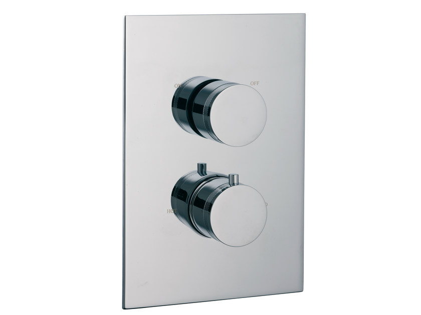 2 hole thermostatic shower mixer X-CHANGE | 2 hole thermostatic shower mixer - Rubinetterie 3M