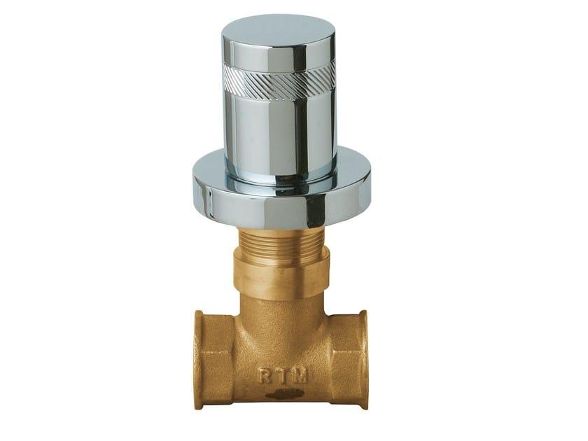 "1/2"" concealed stop valve X-CHANGE | Washbasin tap - Rubinetterie 3M"