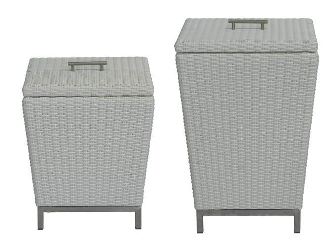 Synthetic fibre garden cabinet OXY | Synthetic fibre garden cabinet - Il Giardino di Legno