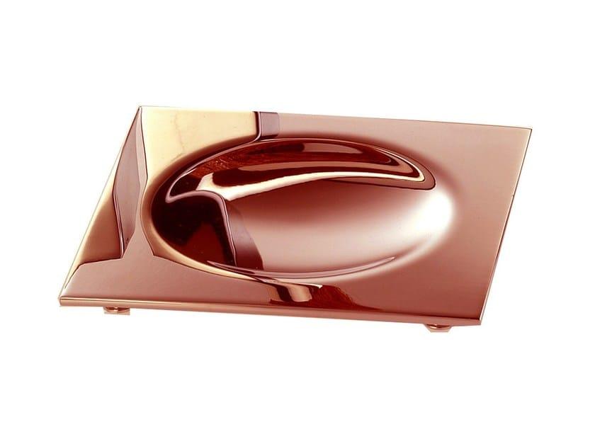 Countertop copper soap dish DW 351 - DECOR WALTHER
